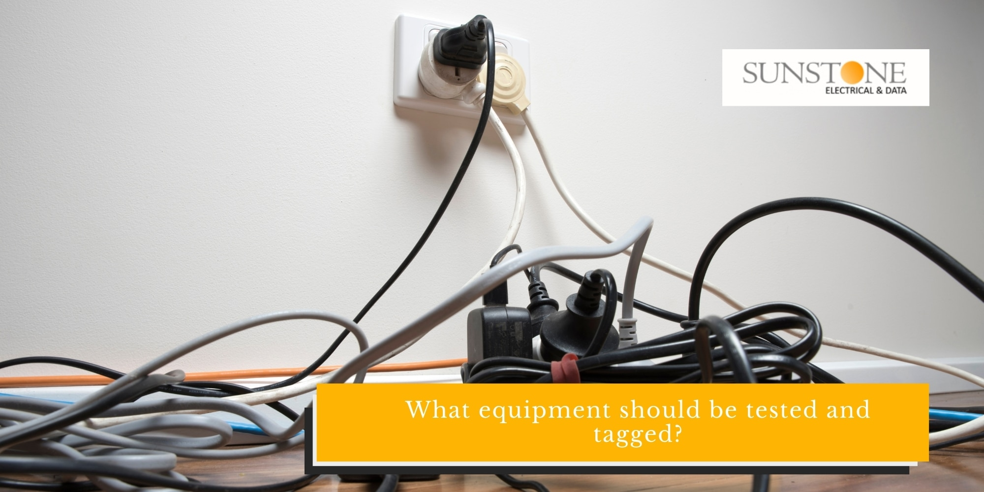 What equipment should be tested and tagged?